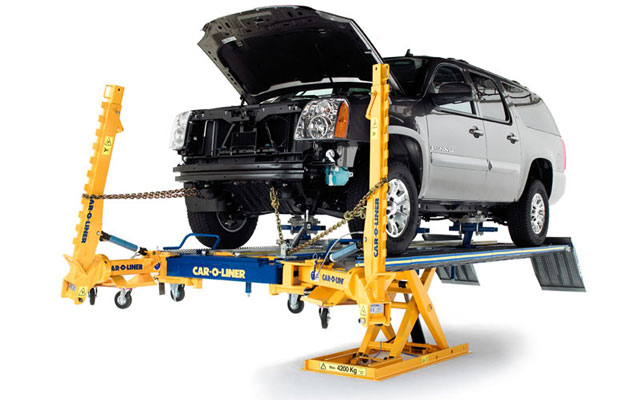 Car-O-Liner Bench Rack