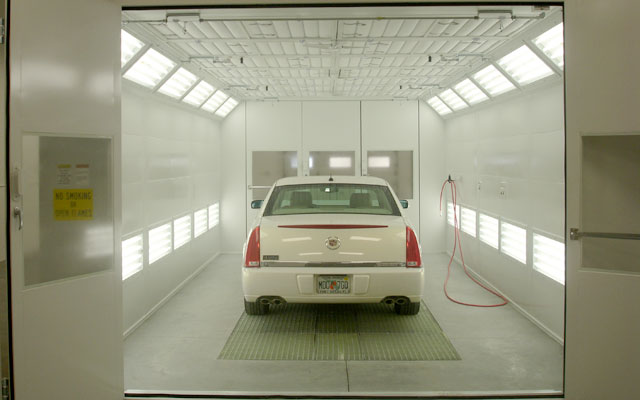 Garmat 3000 spray booth